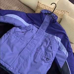 Columbia kids ski jacket
